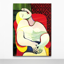 Picasso Painting Canvas Printings Home Decor Living Room Poster Modern Abstract Wall Art Oil Picture Unframed