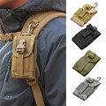AIRSOFTPEAK 4.5 дюйма Универсальная военная тактическая сумка для мобильного телефона Molle Чехол Телефонные сумки снаряжение для охоты