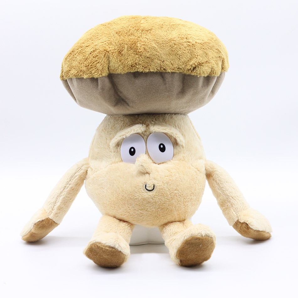 Cartoon-Plush-dolls-Toys-stuffed-dolls-25-35cm-Fruits-Vegetables-cauliflower-Mushroom-blueberry-Starwberry-Soft-Plush-Doll-Toy-1