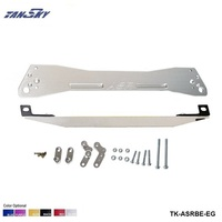 TANSKY-TRASERO SUBFRAME BRACE & PICOS TIE BAR Fit For CIVIC EG 88-95 (el otro color: red. blue, oro, púrpura, negro) TK-ASRBE-EG
