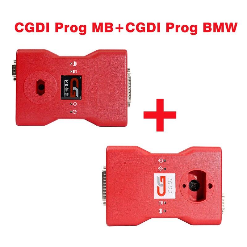 CGDI прог МБ Плюс CGDIProg Ключевые программист для Mercedes Benz BMW Диагностический Программирование IMMO 3 в 1
