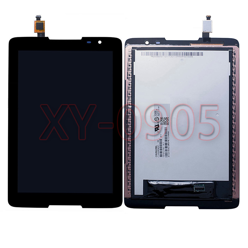 """New 8/"""" Lenovo A8-50 A5500 Touch Screen digitizer LCD Display Assembly Frame"""