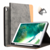 Stand Card Package Case For IPad Air 1 PU Leather Front Cover Soft TPU Magnetic Sleep