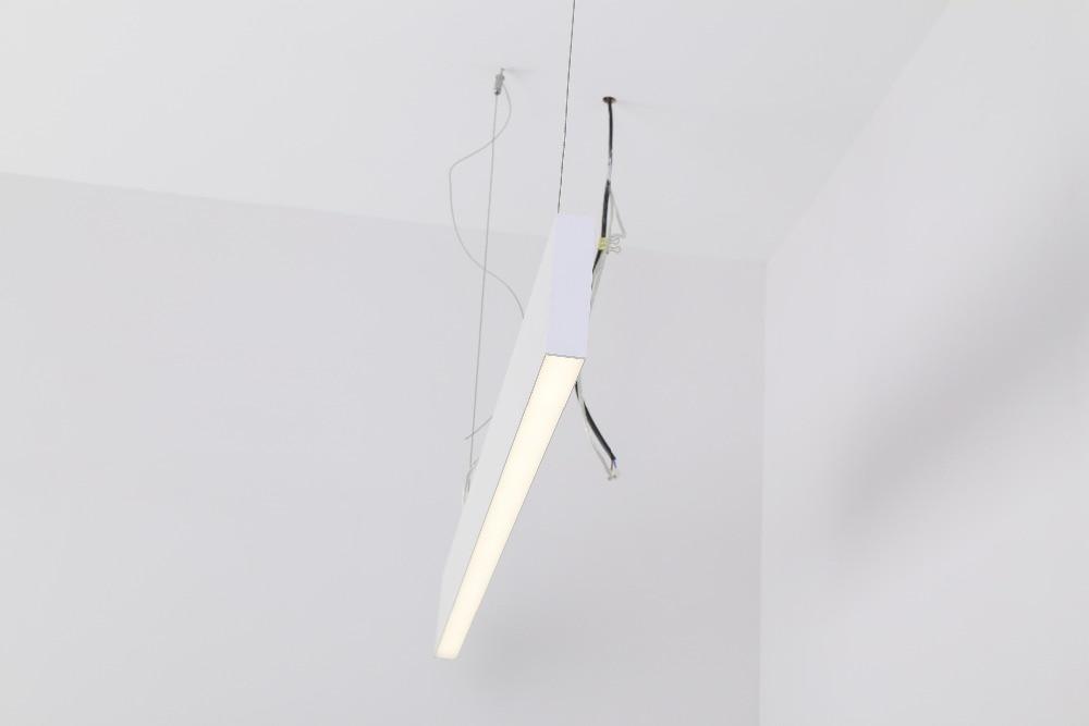 de produção de luz pendurado luminária sarrafo AC85-265V WW NW CW Cor