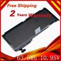 """63.5Wh 10.95 V Batería Del Ordenador Portátil Para APPLE A1331 A1342 MC207 661-5391 020-6580-A 020-6582-A 020-6809-A 020-6810-A Para MacBook 13"""""""