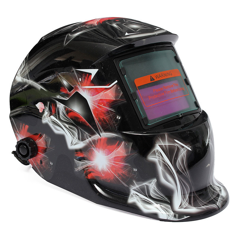 Cool Pro Auto Darkening Grinding Welding Helmet Solar Arc Tig mig Electric Welders Face Mask Tools