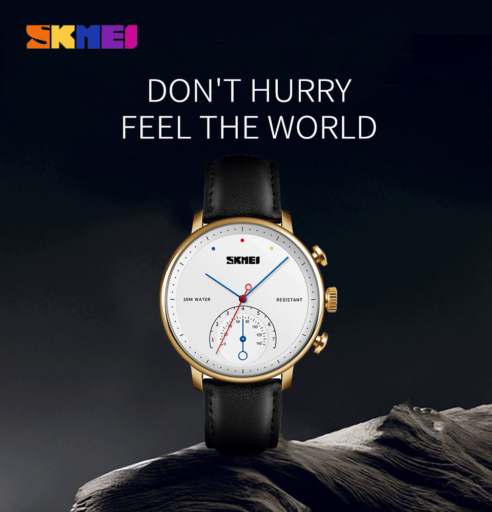 SKMEI 1399 Quartz Watch 1