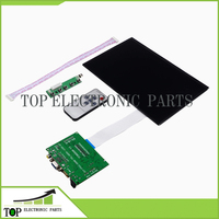 10 1 Inch 40 Pin 1280 RGB 800 TFT EJ101IA 01G LCD Screen Display With Remote