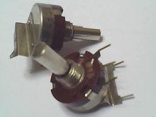 2 PÇS/LOTE RV202YP B501 potenciômetro TOCOS Uo 20 metade do eixo mm