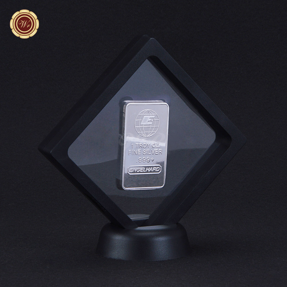 Best Selling Fine Silver 999 Silver Bar Engel Hard Bullion