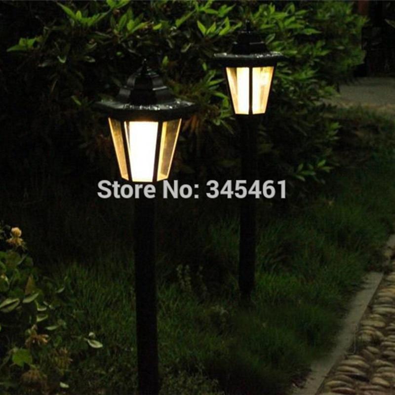 Green Lighting Project European Hexagon Solar Led Light Solar Garden Lantern  Villa/Lawn Lights Outdoor Grounding Lamps For Yard In Solar Lamps From  Lights ...