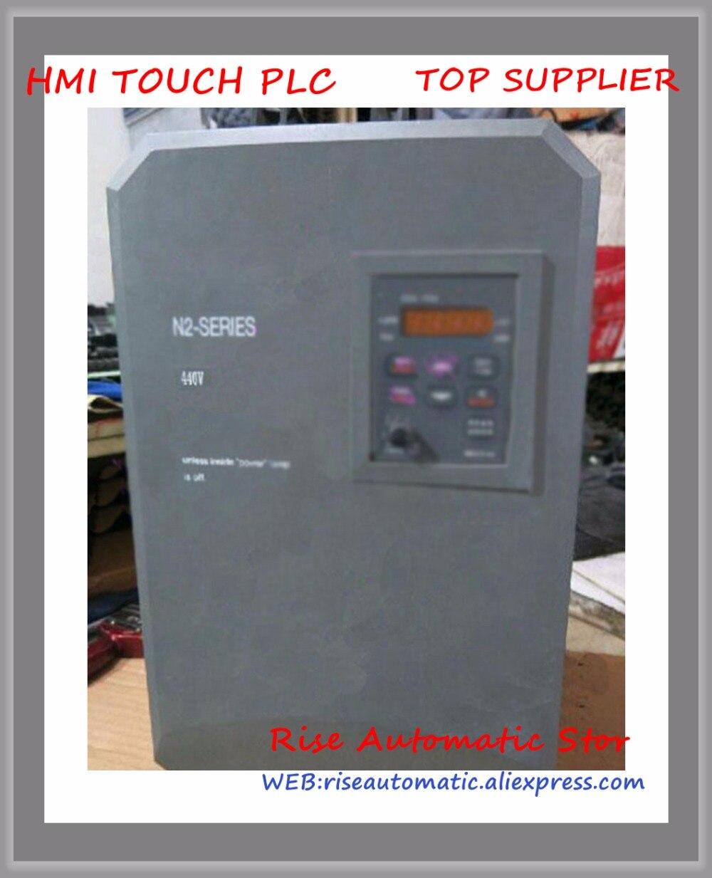New Original Frequency Converter N2-430-H3 input 3Ph 380V output 3 Ph 380~480V 48A 22KW 30HP 0.1~400Hz input 3ph 380v output 3 ph frequency converter n2 n2 420 h3 series three phase general 380 480v 32a 15kw 20hp 0 1 400hz new
