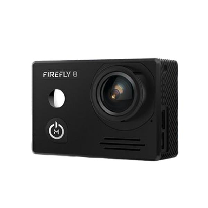 Hawkeye Firefly 8 WiFi Action Sports Camera 170 Degree Wide Angle Bluetooth Remote Control Gyro Image Stabilization Support 64G