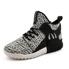 2016 Men's Fashion Air Cushion Casual Shoes Men Lace-up zapatillas deportivas hombre Spring Autumn Walking Shoes Mens Trainers