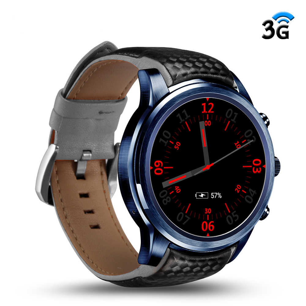 lem5 x5 3G smart watch android ios GPS relogio inteligente smartwatch men wrist watch blood pressure sport waterproof smartwatch