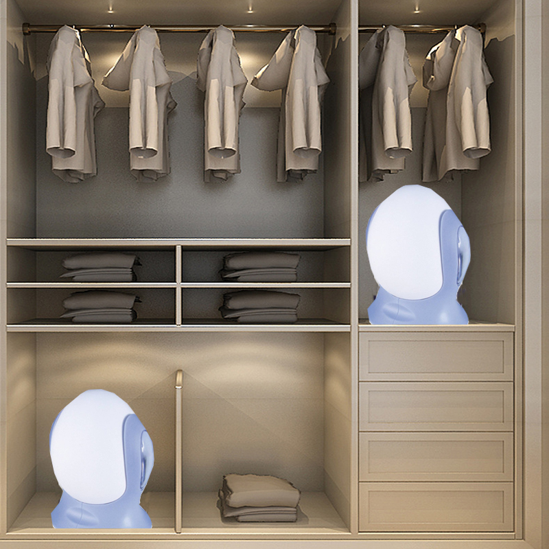 Air Dryer Dehumidifier Ceramics Reusable Low Energy Get Dry Dehumidifying Egg Purify Desiccant For Wardrobe Bathroom Kitchen