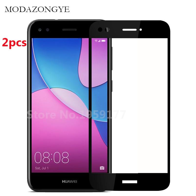 2pcs Tempered Glass Huawei Nova lite 2017 Screen Protector ...