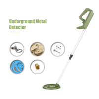 KKmoon Professional Metal Detector Underground Pinpointer Industrial Metal Detectors Silver Copper Gold Detector Treasure Finder