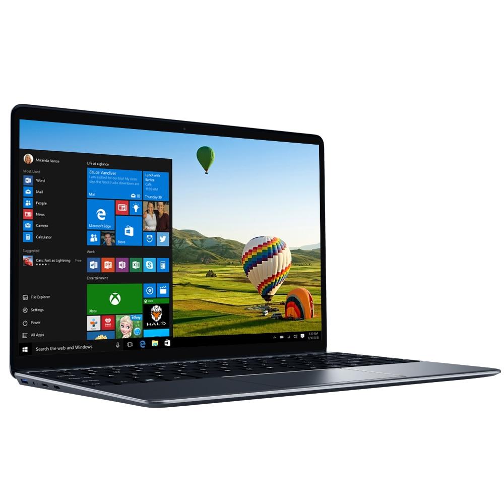 Оригинальный CHUWI LapBook SE 13,3 дюймов ноутбук 4 ядра intel Gemini Lake N4100 4 GB RAM 160 GB ROM Windows10 M.2 SSD расширение