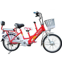 Venividivici 20 inch 48V Lithium power battery ebike Electric bike Bicycle City Family 3 seat Electric car