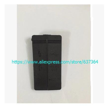 NEW USB/HDMI DC IN/VIDEO OUT Rubber Door Bottom Cover For Canon 50D Digital Camera Repair Part