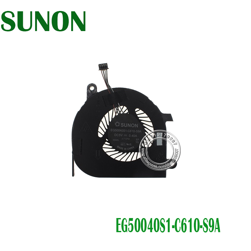 New For Dell Latitude E7470 CPU Cooling Fan DP/N F84N0 EG50040S1-C610-S9A
