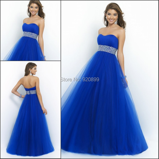Puffy Prom Dresses for Girls