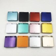 เปลี่ยนฝาครอบเคสเชลล์สำหรับ Nintendo GBA SP Gameboy Advance SP