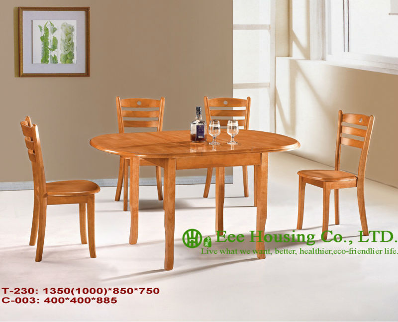 T-230,C-003  Luxurious Solid Dining Chair,Solid Wood Dinning Table Furniture With Chairs/Home Furniture