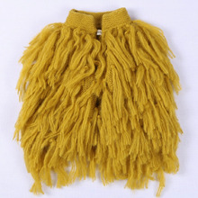 Fashion Design Children Vests Baby Girls Outerwear Coats Kids Vest Toddler Girl Jackets Autumn Tassel Waistcoats Girl Clothes цена и фото
