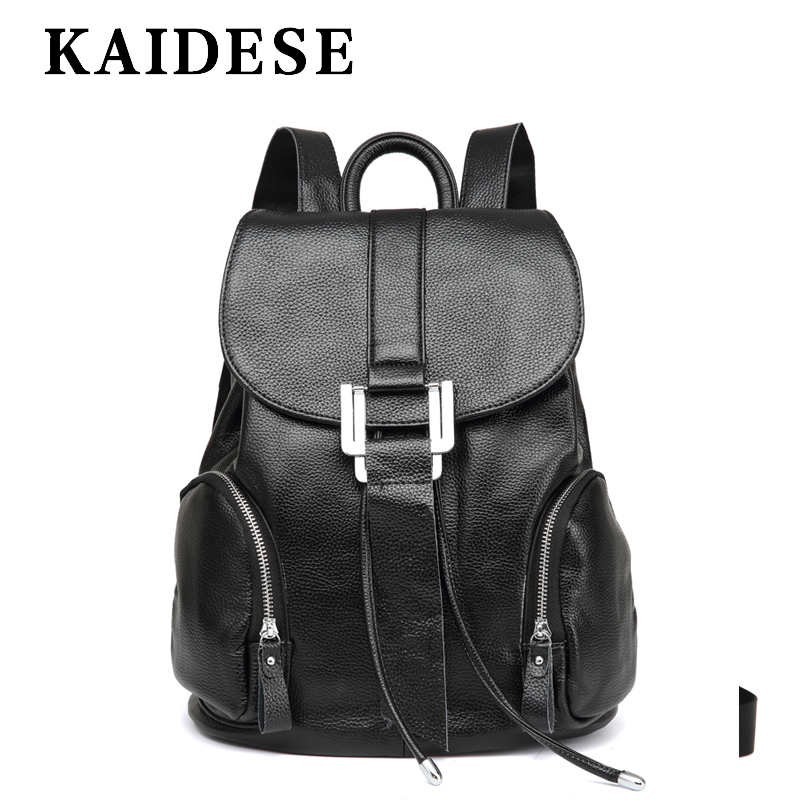 KAIDESE Korea Fashion Shoulder Bag 2018 new leisure college wind youth backpack multi-function large capacity Travel Backpack 10 is кожаные кеды ten top max