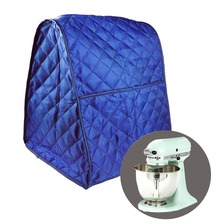 Stand Mixer Cover Dust-proof with Bag Organizer Universal Fit untuk Semua Mixer Kitchenaid (Blue)