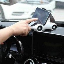 Автомобильные украшения многофункциональное автомобильное украшение модель автомобиля 360 градусов Регулируемая Вращение держатель телефона Подставка автомобильные аксессуары