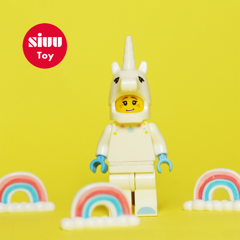 Unicorn Bricks Building Blocks Of Legoing Figure Educational Diy Toys Best Gift For Child Compatible With Legoingly Model Jz25
