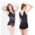 Elevador Hip Esculpir O Corpo das mulheres Nenhum Traço Bodysuit Shapers Cintura Corset Shaper Do Corpo Destacável, frete grátis, WI340