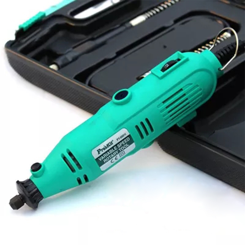 Mini Electric Grinder Set Jade Carving Machine Polisher PT-5501I 135W Screwdriver Set jade hanging milling machine flexible shaft machine jewelry polisher 4mm 220v