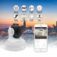 Two Way Audio Weatherproof Security Camera 2MP 1080P Surveillance Wifi IP Home Cam with Night Vision Cloud Storage