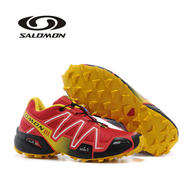 best website b2870 9dd34 US $49.0 |Salomon Speedcross 3 Women Sport Outdoor Shoes Athletic Speed  Cross 3 Female Running Zapatillas Solomon Hombre Mujer Eur 36 40-in Running  ...