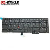 Neue/Orig USI Englisch Tastatur für Lenovo Thinkpad P50S T560 W540 T540P W541 T550 W550S L540 L560 Teclado 04Y2378 04Y2456-in Ersatz-Tastaturen aus Computer und Büro bei