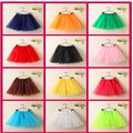 Children skirt Girl's clothes child  wholesale in Europe and the children's ballet skirt veil
