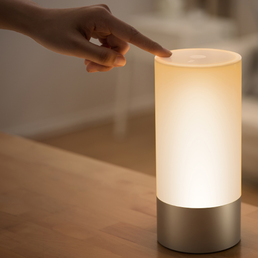 Dcloud 2017 Color Dimmer Smart Bluetooth LED Table Lamp Light IOS font b Smartphone b font