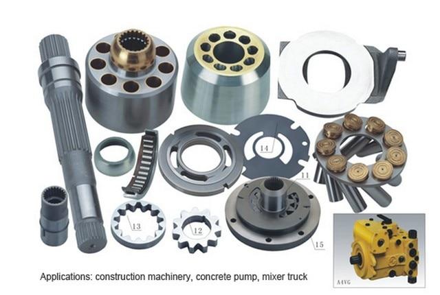 Rexroth Hydraulic Piston Pump spare Parts A4VG90 cylinder block Repair kits