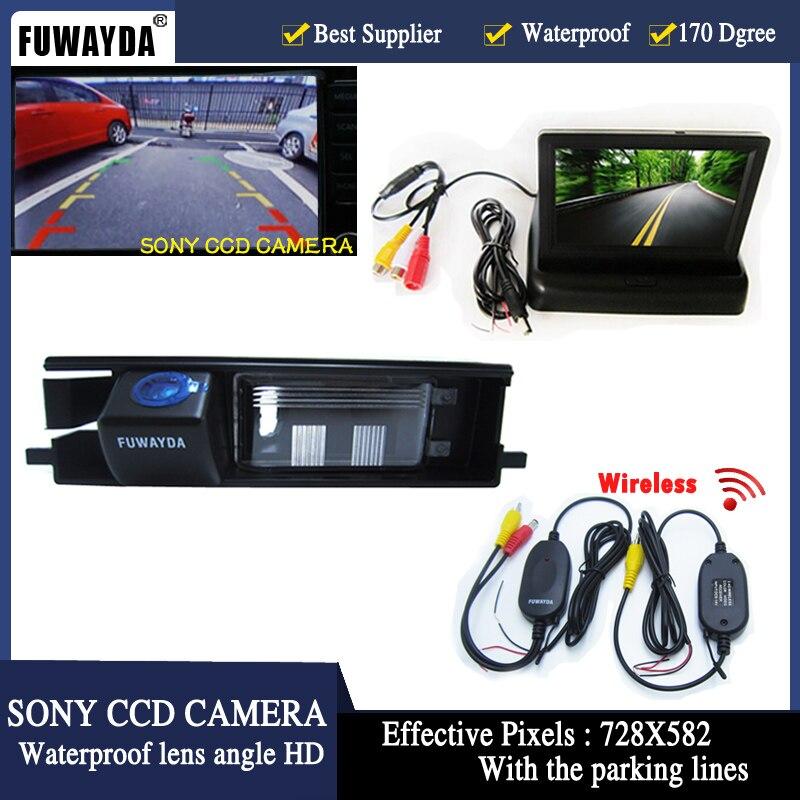FUWAYDA sans fil 4.3