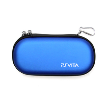 EVA Chống Sốc Ốp Lưng Cứng Túi Cho Sony PSV 1000 PS Vita Tay Cầm Chơi Game Cho Máy PSVITA 2000 Slim Tay Cầm Mang Theo túi