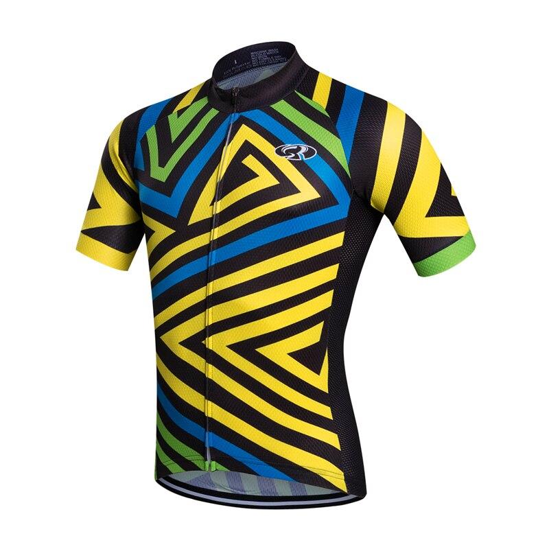 Professionelle team FUALRNY bike jersey kurzarm fahrradbekleidung radfahren fahrrad kleidung unisex atmungsaktive trocknen schnell