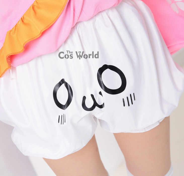 Lolita Carino Emoticon Bloomers Biancheria Intima Leggings Pantaloni di Sicurezza shorts Costumi Cosplay