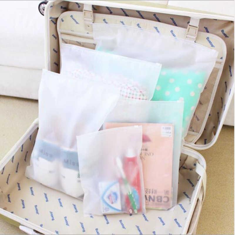 Прозрачная Водонепроницаемая дорожная косметичка для женщин на молнии, косметичка для мужчин, органайзер для макияжа, сумка для хранения, туалетные принадлежности, мытье банный комплект