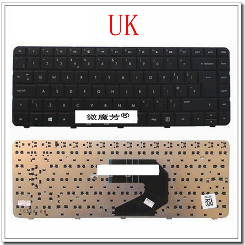 ROYAUME-UNI Nouvelle pour HP POUR Pavilion G4 G4-1000 G6 G6-1000 Presario CQ43 CQ57 430 630 Clavier d'ordinateur portable