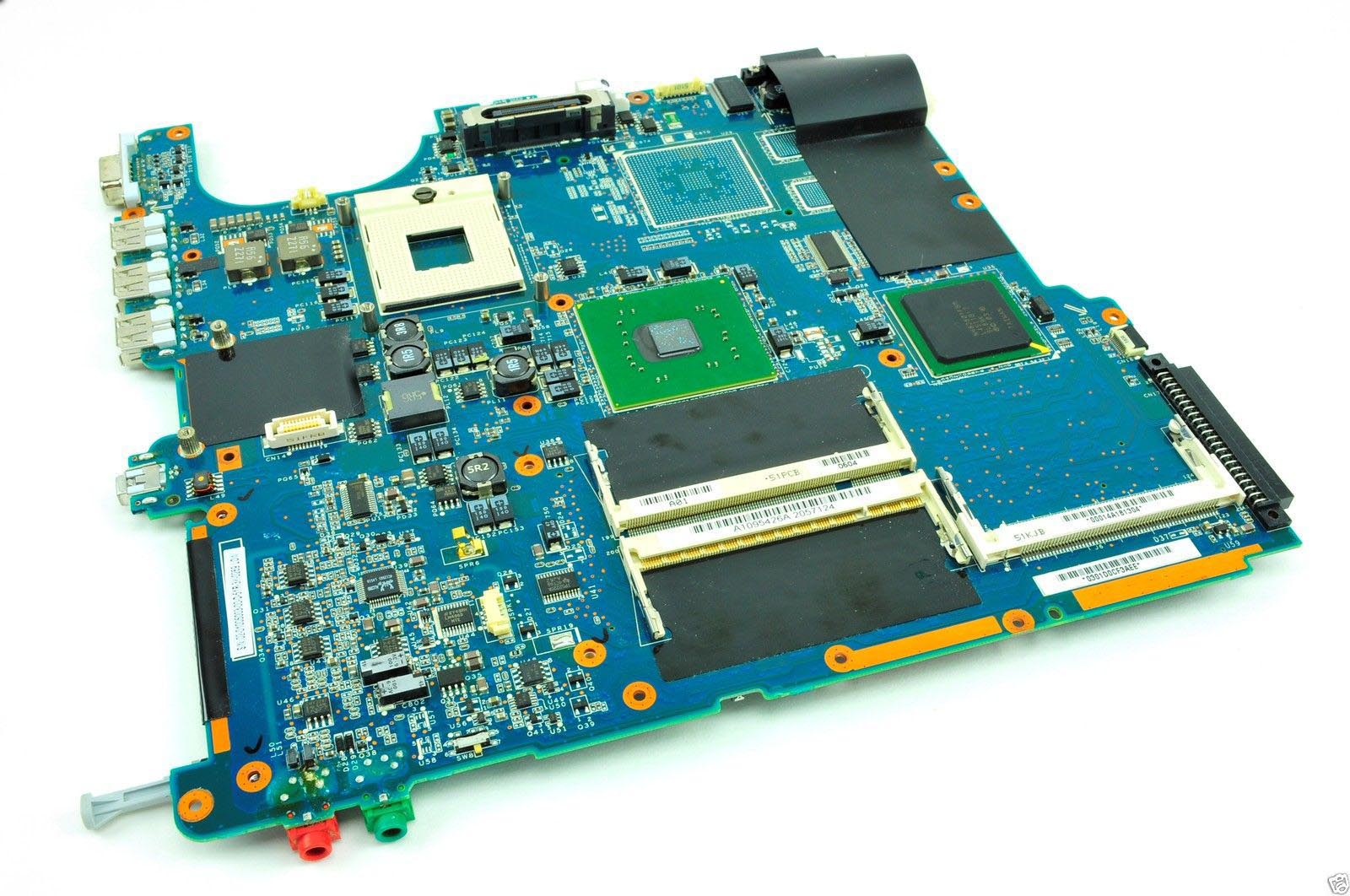 SHELI MBX 130 laptop Motherboard For Sony MBX-130 MS01-M/B A1095426A 1P-0041200-8010 for intel cpu with integrated graphics card sheli mbx 235 laptop motherboard for sony m932 mbx 235 1p 0107j00 8011 a1796418a for intel cpu with non integrated graphics card