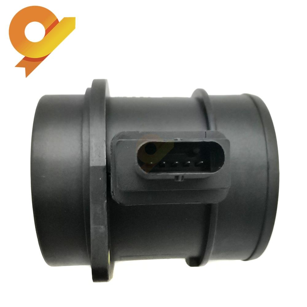 0280218199 A6650943148 Mass Air Flow Meter MAF Sensor For SSANGYONG ACTYON KYRON REXTON RODIUS 2.0 2.7 3.2 200 Xdi 4WD 4X4